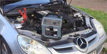 Car Battery Jump Start in Sutton