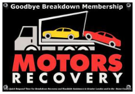 Car Breakdown Recovery Leyton