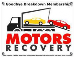 Vehicle Breakdown Recovery Grays
