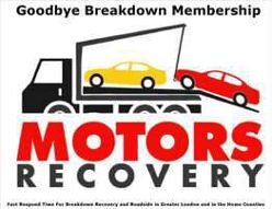 Car Breakdown Recovery M25